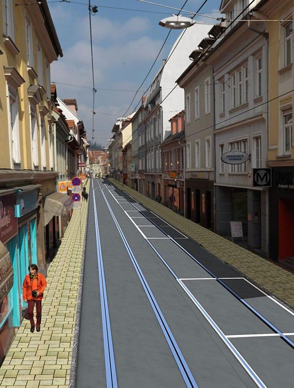 Strassenplanung-projekt